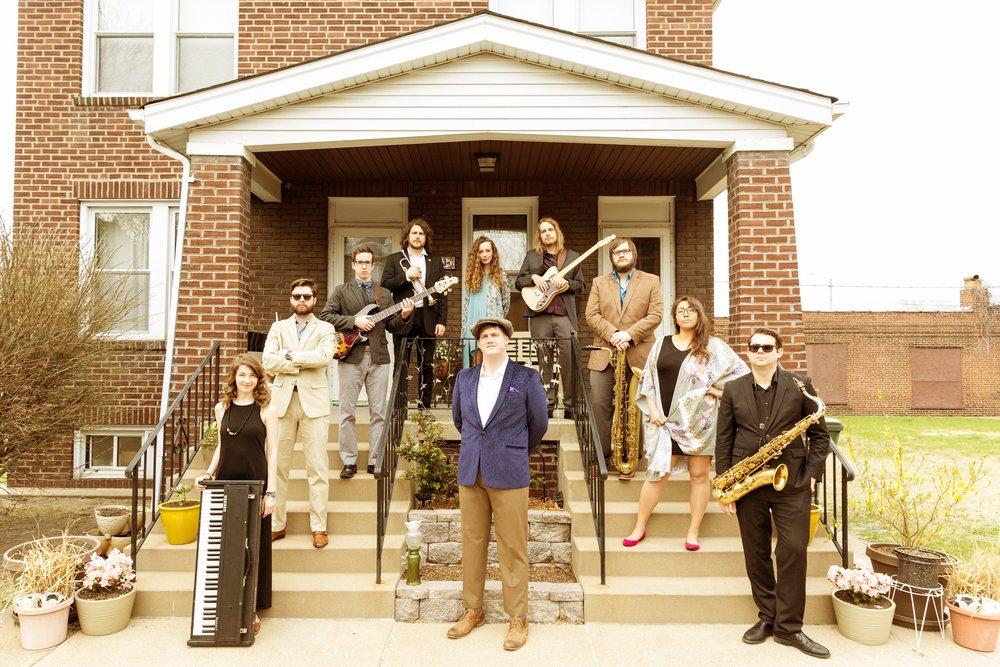Al Holliday & The East Side Rhythm Band -