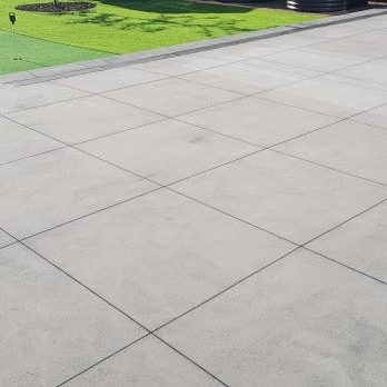 Pave-cut Concrete