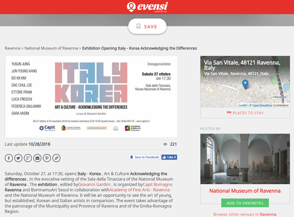 https://www.evensi.it/inaugurazione-mostra-italy-korea-acknowledging-differences-san-vitale-48121-ravenna/272813064