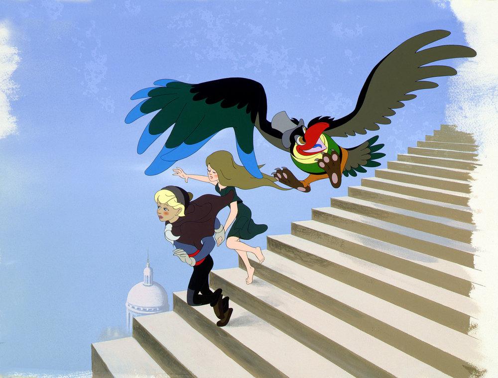 Roi et l'oiseau - Photo 2.jpg
