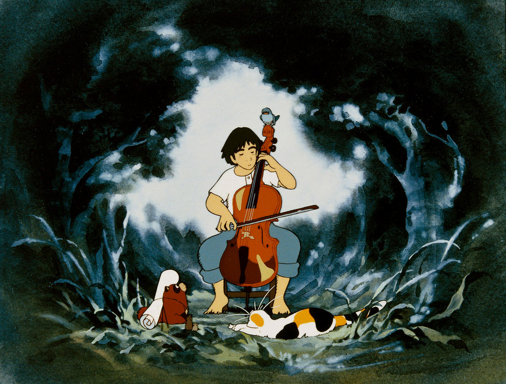 「大提琴手高修」劇照