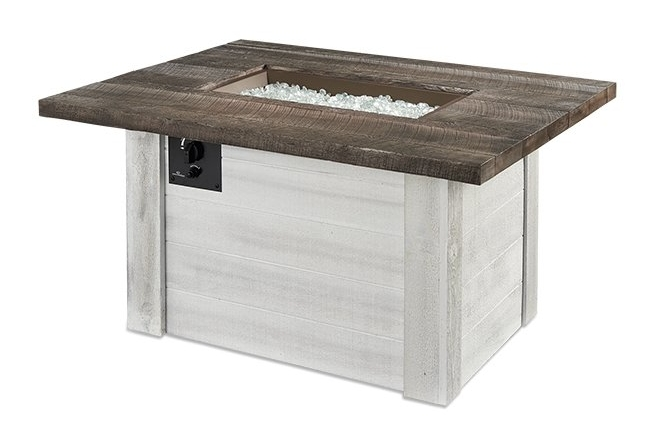 Outdoor GreatRoom Co. | Alcott Gas Fire Pit Table -