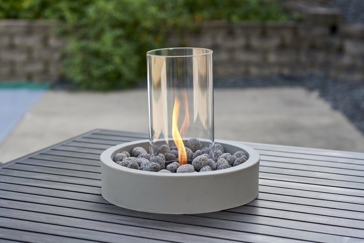 Outdoor GreatRoom Co. | Cove Table Top Outdoor Lantern -