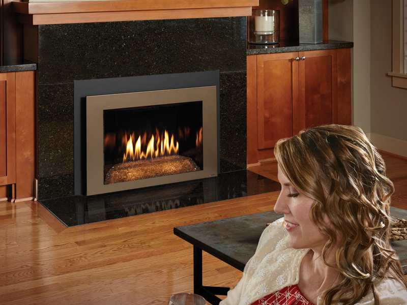 Northern Michigan's Fireplace Xtrordinair Diamond-Fyre gas insert retailer.