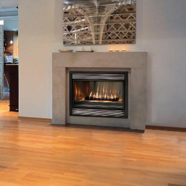 Traverse City-based retailer of the 564 Diamond-Fyre gas fireplace.