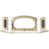 Brass Door Shell Kit