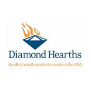 Diamond Hearths
