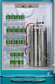 30 liter (1/4) keg