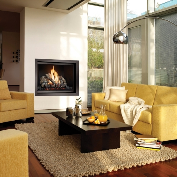 Fireplace Xtrordinair | 864 40K TV Clean Face -