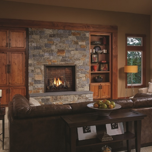 Fireplace Xtrordinair | 4237 Clean Face Gas Fireplace -