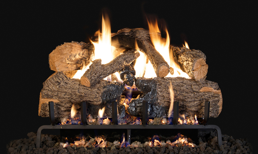 Charred Angel Oak - PRODUCT SIZES: 18