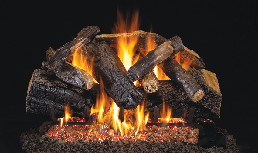 Charred Majestic Oak - PRODUCT SIZES: 24