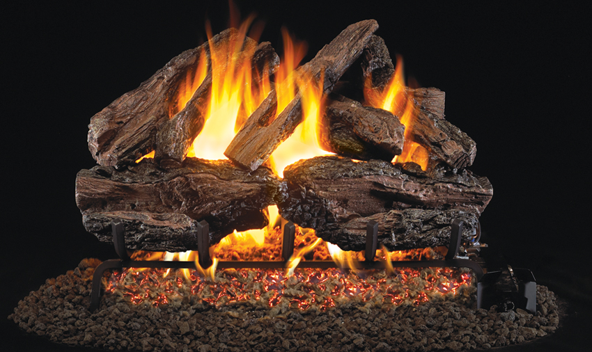 Charred Red Oak - PRODUCT SIZES: 18