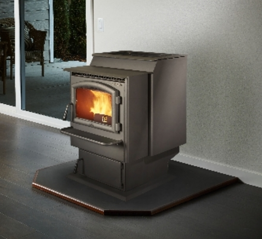 Ferguson's Fireplace & Stove Center carries the HearthStone Heritage 8091.