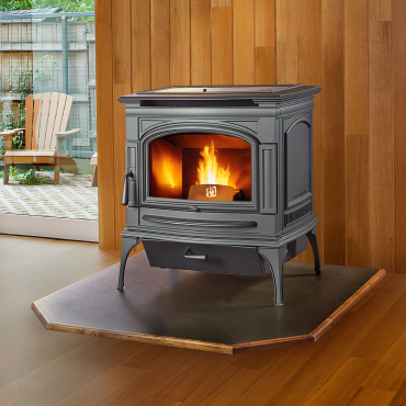 Ferguson's Fireplace & Stove Center carries the HearthStone Manchester 8330.