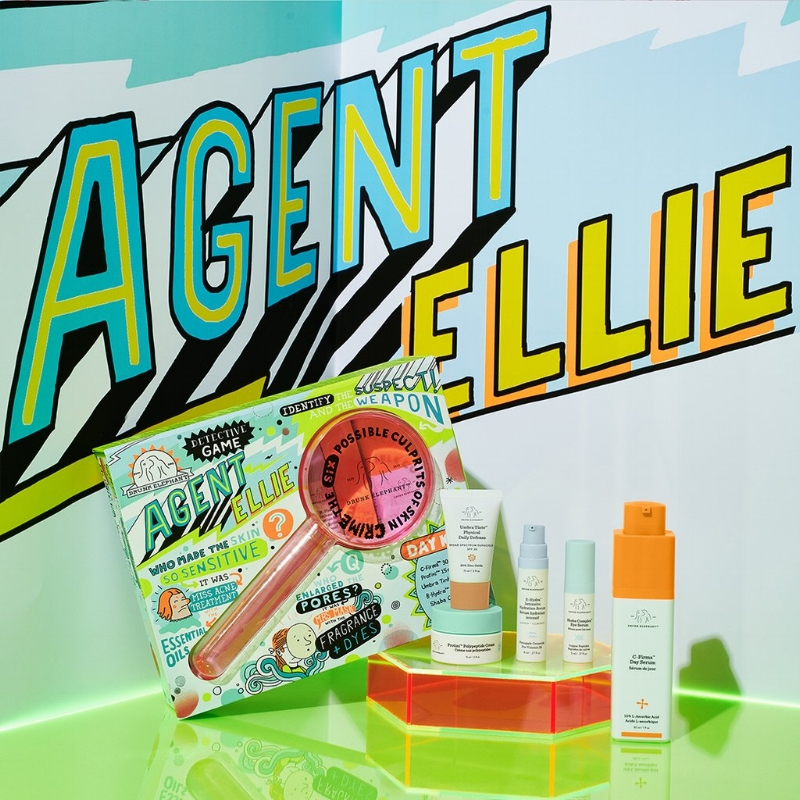 The Agent Ellie Kit: Finding the 'Suspicious 6'