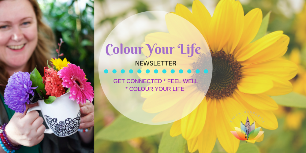 Colour your life newsletter