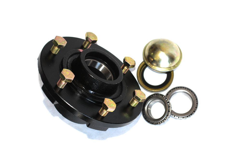 6-BOLT HUBS AND HUB ASSEMBLIES - HERE YOU WILL FIND OUR 6-BOLT HUBS,HUB ASSEMBLIES, AND THEIR PART NUMBERS AND CORRESPONDING COMPONENTS FOR ALL OUR         6-BOLT HUBS WE CURRENTLY SUPPLY..