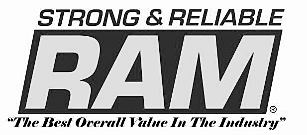 *G.E.P. IS A CERTIFIED DEALER OF RAM PRODUCTS.*