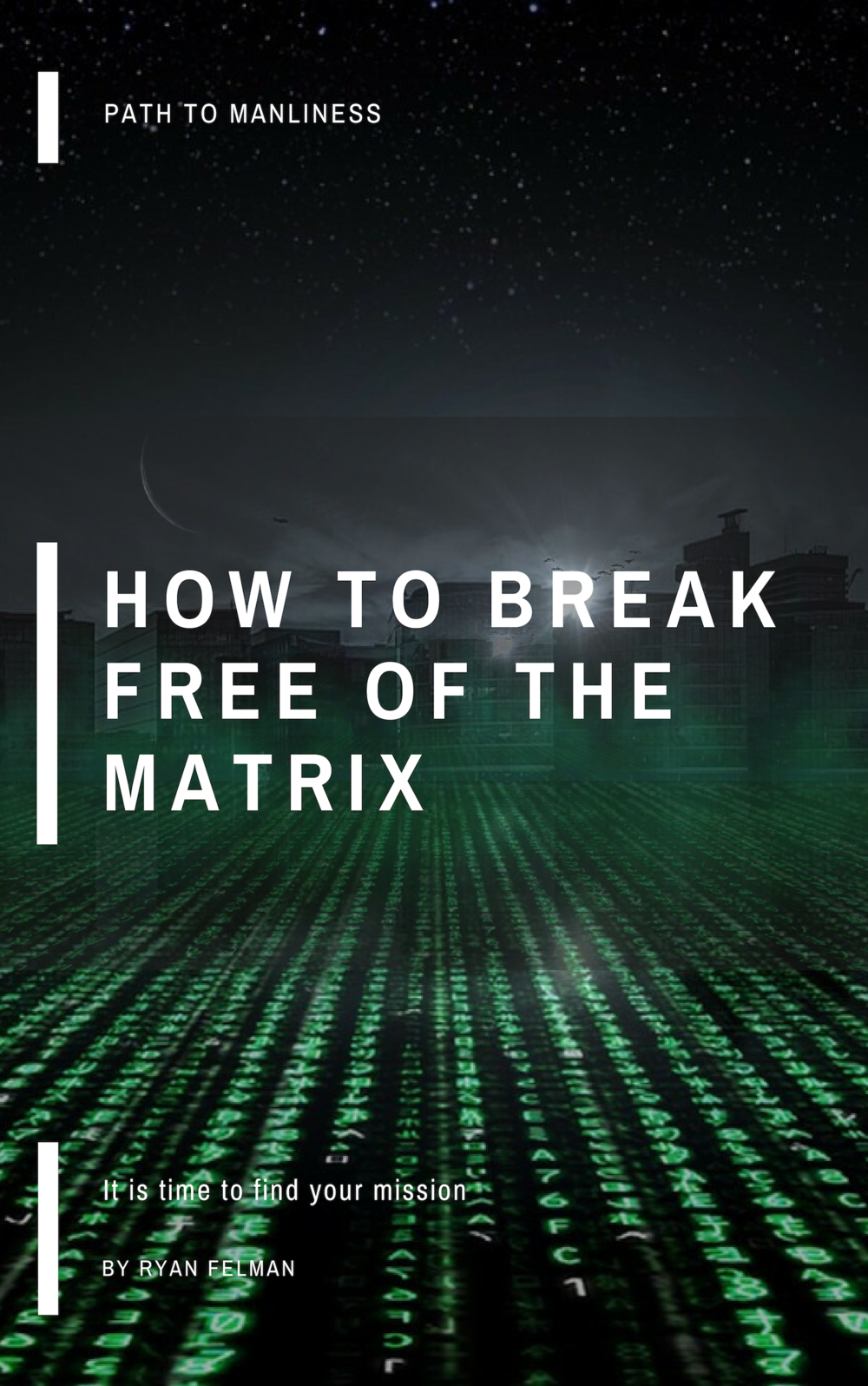 How to break free of the matrix cover.png