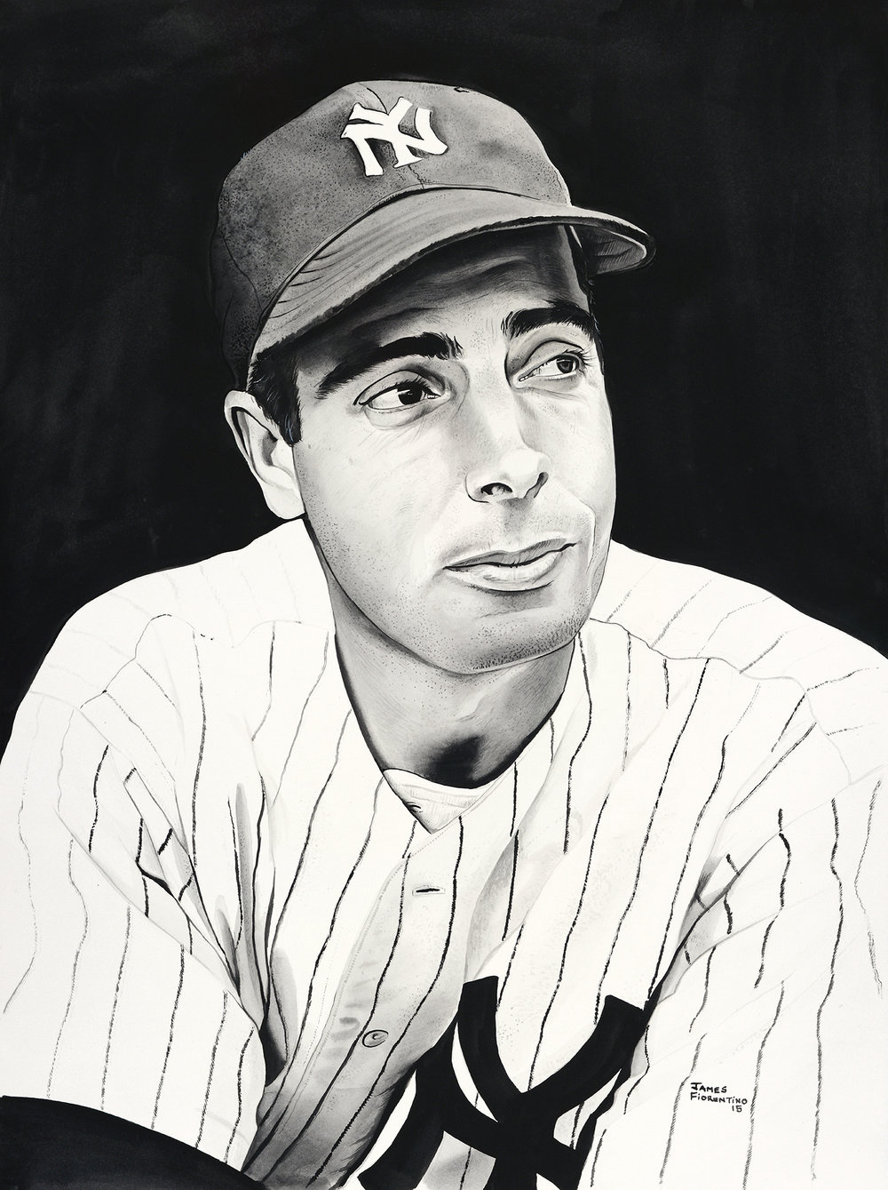 Joe DiMaggio: Yankees Legends Collection