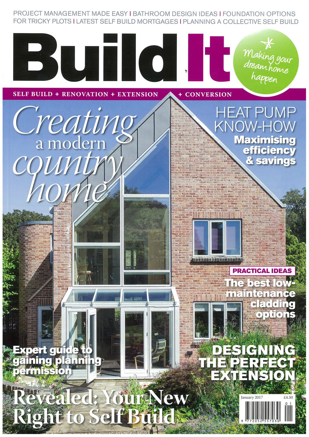 Build It Magazine, 2017