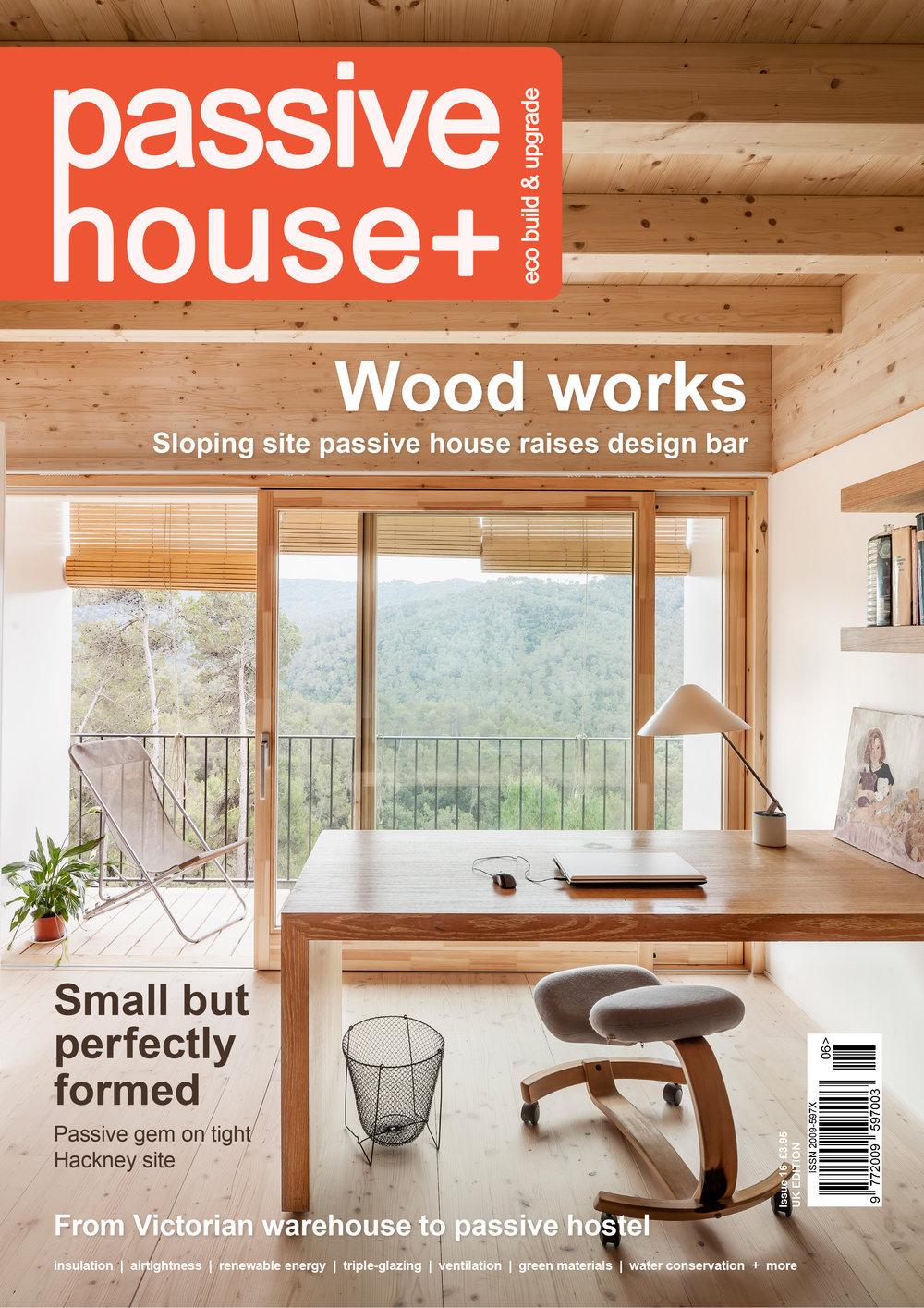 Passive House Plus, 2016