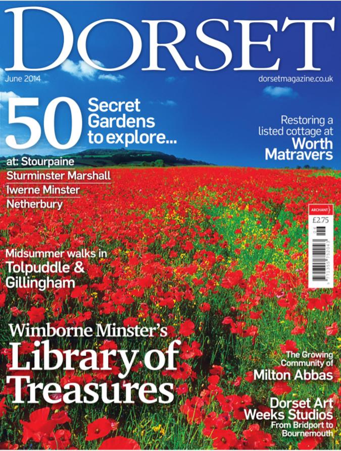 Dorset Magazine, 2014