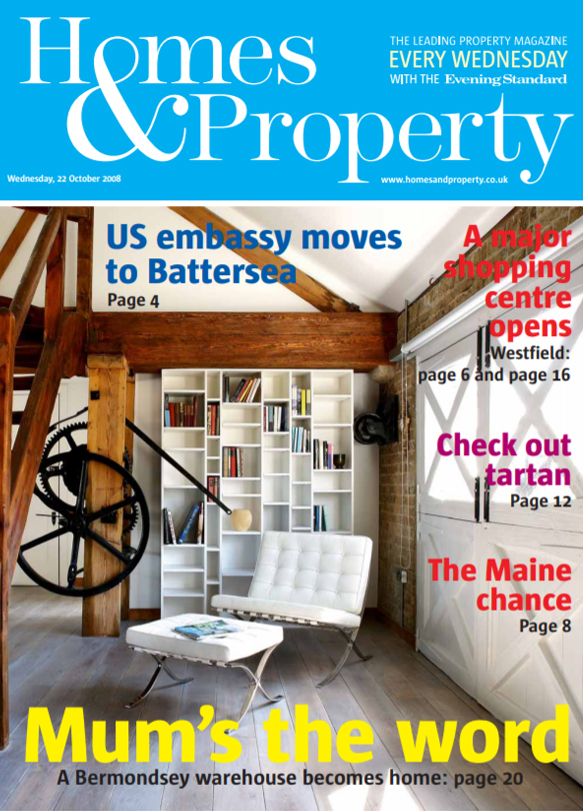 Homes & Property, 2008
