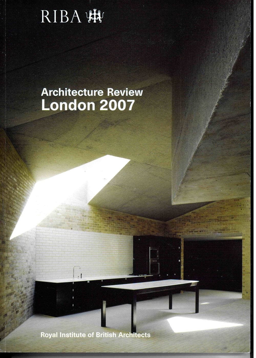 Architecture Review London, 2007