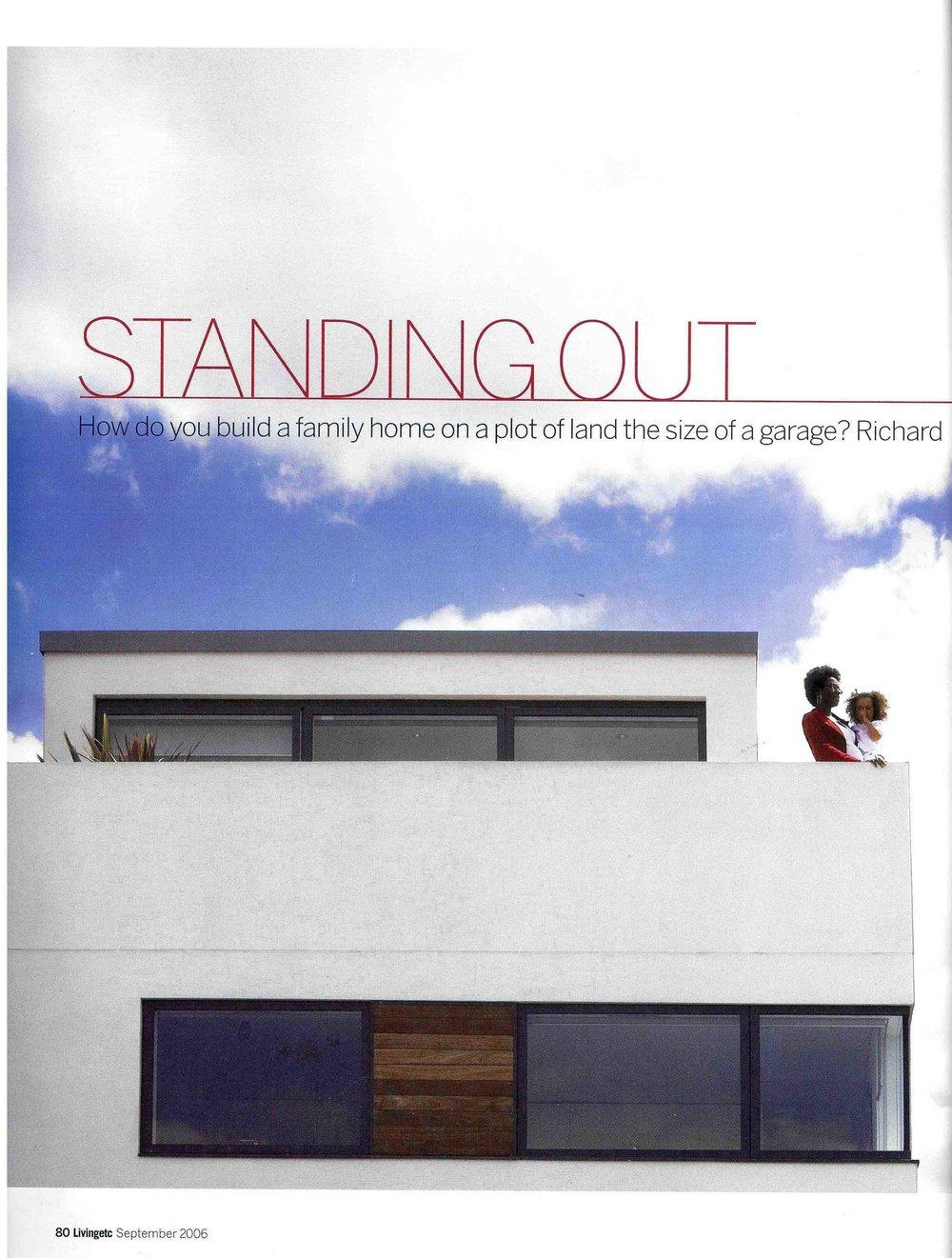 Living Etc Magazine, 2006