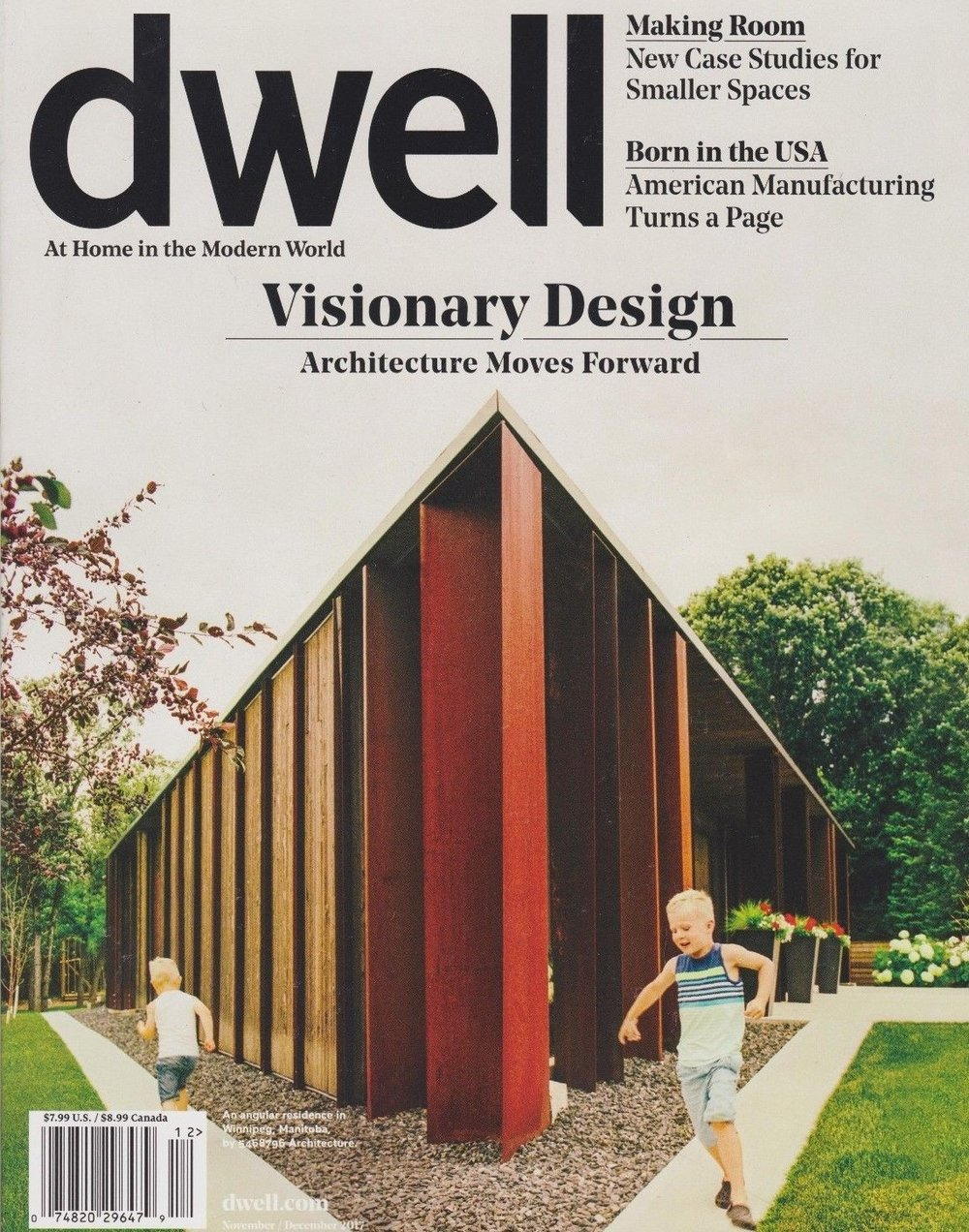Dwell, 2017