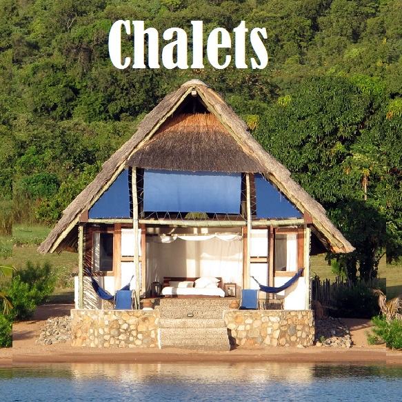 - Just a few steps from Lake Tanganyika.  This is barefoot luxury at its very best.