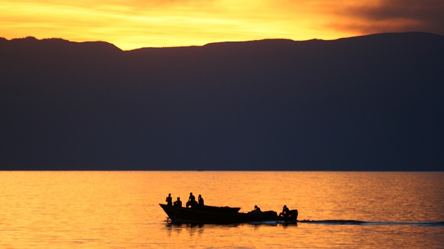 Lake Shore Lodge Tz - Lake Tanganyika - Activities - Sunset Cruise - Fishing boat.jpg