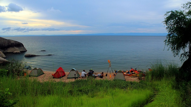 Kayak Expeditions Lake Tanganyika