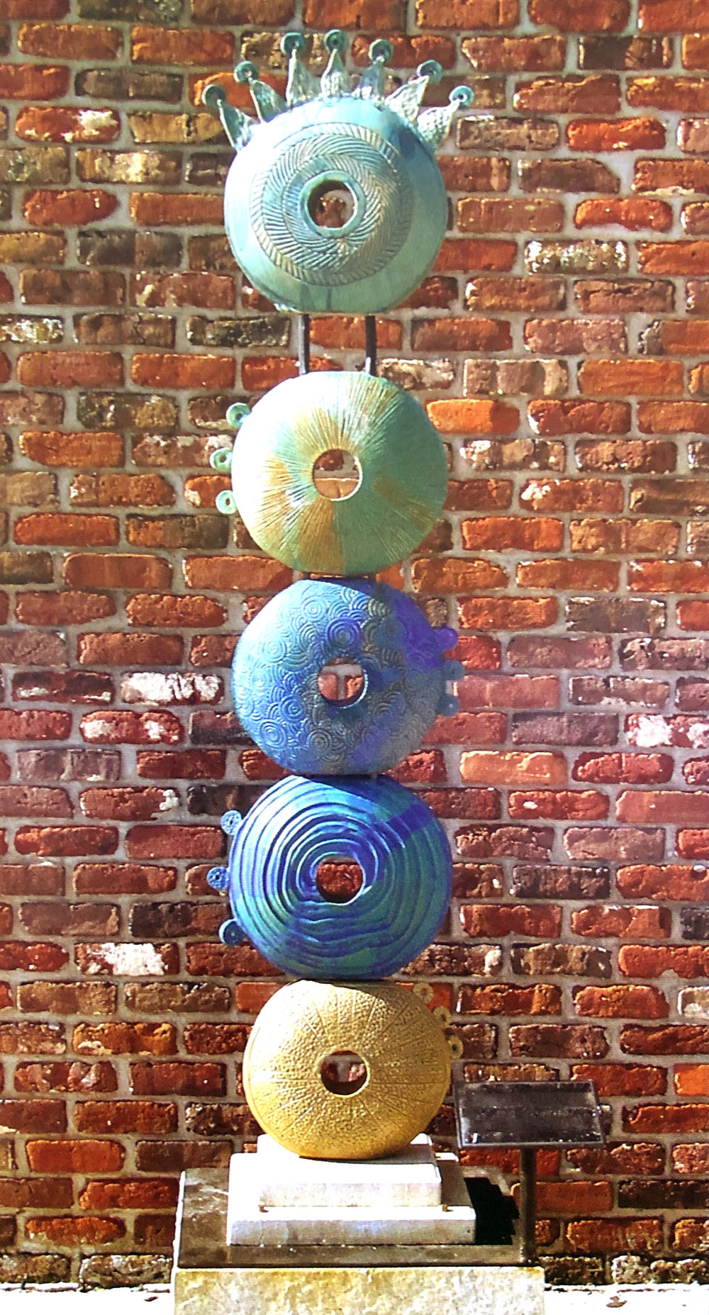 Elemental Discs
