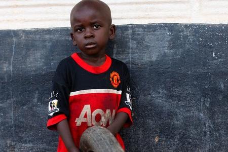 Families in Liberia