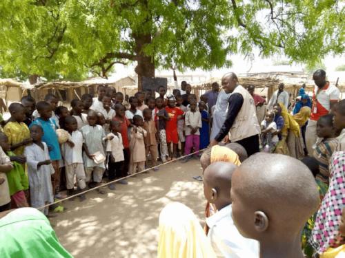 Nigeria Street Child