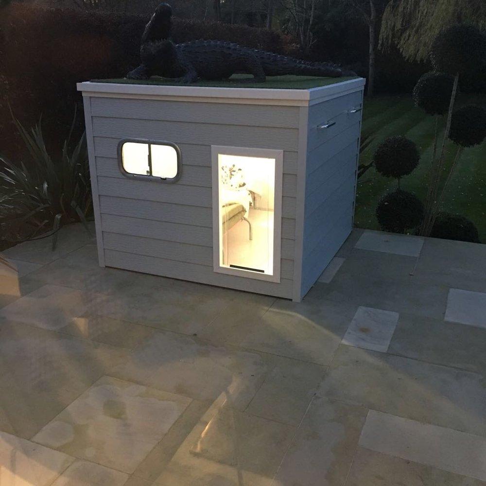 Customised Dog Home