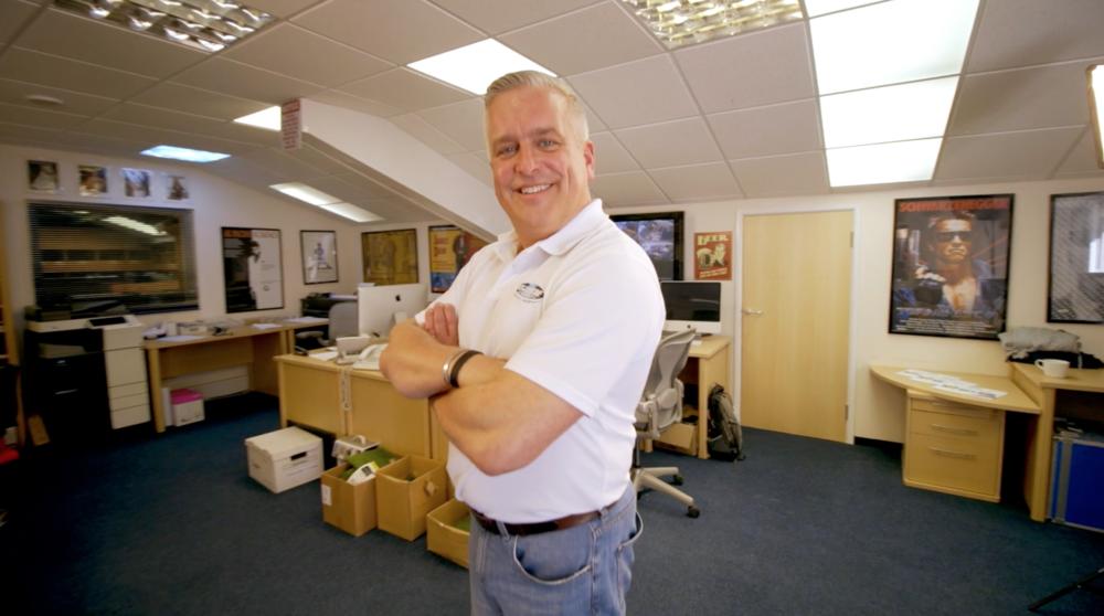 Steve Bonner (Managing Director) -