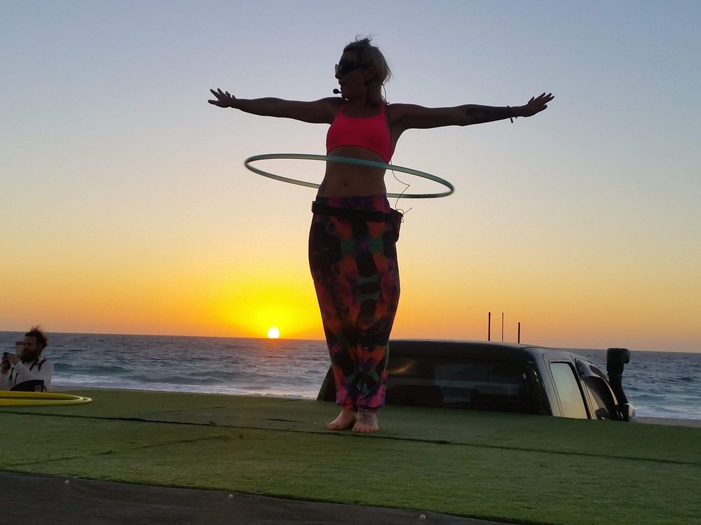 Hooping Workshops - - Learn to hula hoop, 1 hour workshop- All levels ~ basic / intermediate / advanced- Mind, body and soul workout!- Routines- - Contact us for pricing
