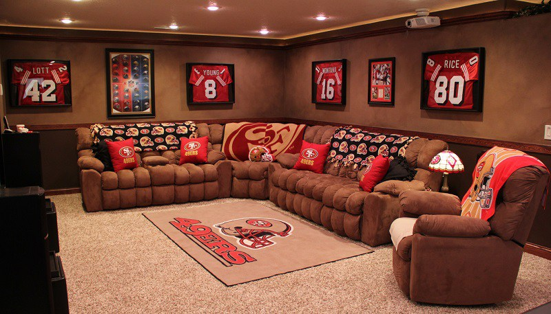 How To Build The Ultimate Man Cave The Moved Blog