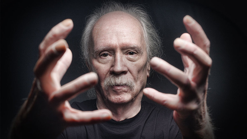 Double Exposure - Talking Horror with the Man Behind the Boogeyman aka John Carpenter
