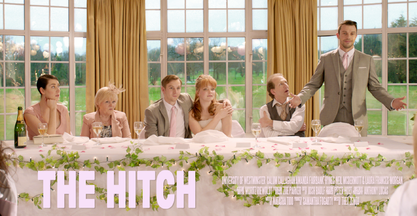 A rom-com... - Directed this short about a wedding gone wrong