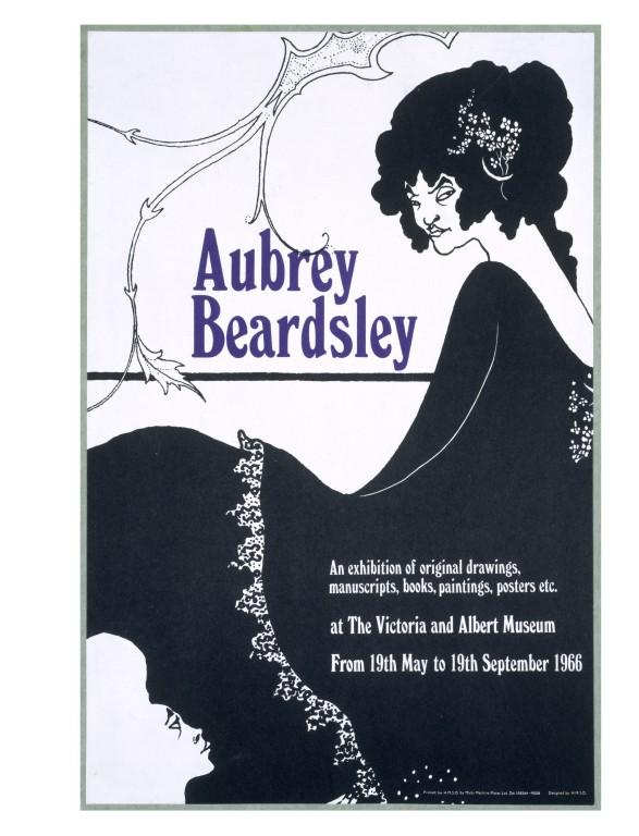 Beardsley på V&A 1966.jpg