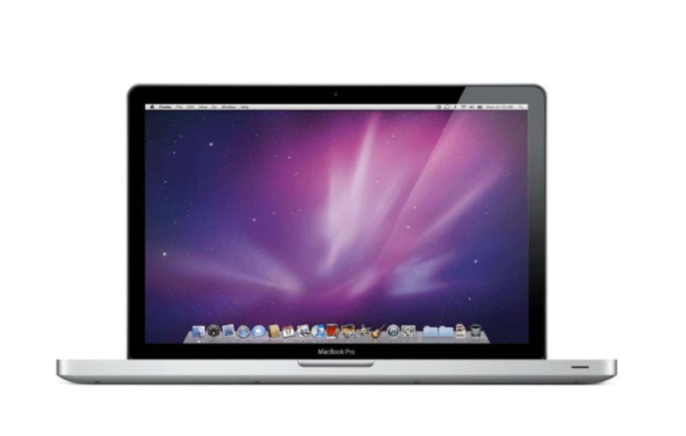 15.4″ Apple MacBook Pro