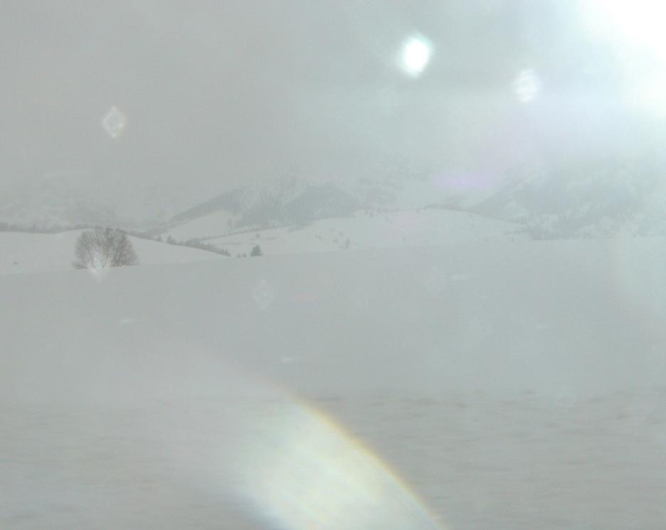 Blinding Snow 1, 2006 – 22 x 33