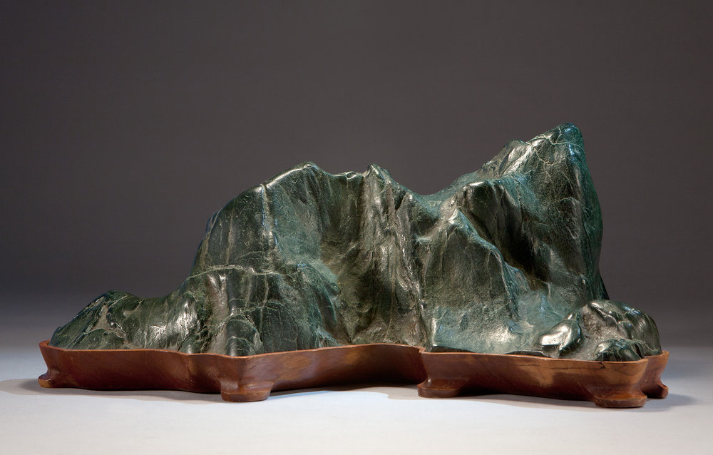 Mountain Range Stone