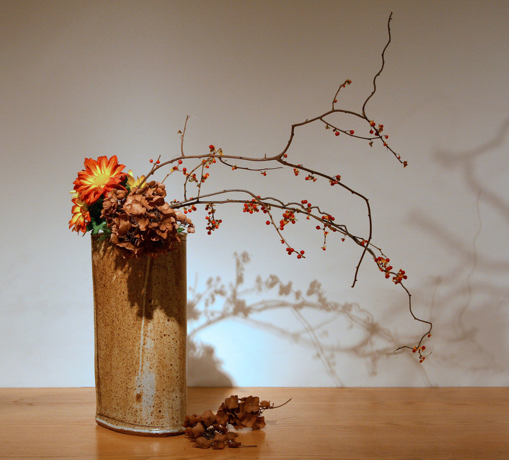 Ikebana International Exhibit