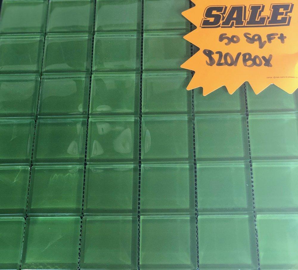 2x2 Green Mosaic.JPG